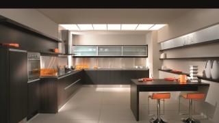 muebles de cocina, amoblamientos de cocina, johnnson amoblamientos, carlos paz, córdoba, cocinas modernas , bajo mesada , johnson acero, cocina johnson , muebles johnson city RPT termoformado melamina